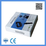 Высокое качество маштаб багажа цифров перемещения портативного маштаба 50kg x 10g цифров LCD вися