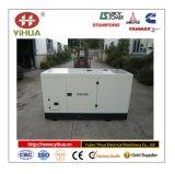 Tipo silencioso conjunto de la buena calidad de Lovol (China) de generador diesel