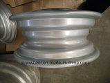 Оправа 8.5X24 колеса сверхмощной тележки безламповая стальная