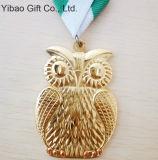 Изготовленный на заказ медальон формы логоса Plting (YB-HD-37)