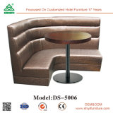 Nuova base di sofà dell'angolo del salone di stile di modo con memoria