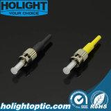 Connettore ottico della fibra della st 0.9mm