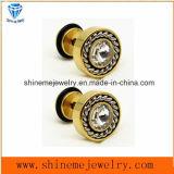 Shineme Jewelry Fashion Pendentif en acier inoxydable Ear Stud (ER2915)