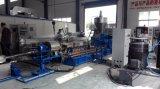 Extrusora Tse-65 com linha refrigerando equipamento da peletização da Água-Costa