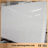 Белая искусственная каменная Nano выкристаллизовыванная стеклянная панель