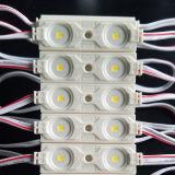 Luzes para a corda ao ar livre do módulo 0.72W dos sinais