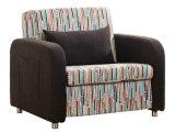Одноместный Ткань диван-кровать для домашнего использования или проекта (VV980)