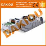 Máquina que corta con tintas llena automática del papel de Dakiou que elimina