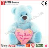 Geburtstag-Geschenk füllte Spielzeug-Bären an