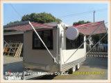 Restauração quente Van do caminhão do fast food da venda de Ys-400A