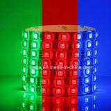 Alto lumen SMD5050 RGB LED de luz de tira