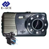 Super Night Vision Mini Portable Car DVR com lente de câmera dupla