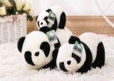 Panda bourré mou de belle peluche