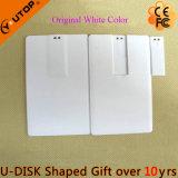 Mecanismo impulsor de la tarjeta de crédito de desplazamiento caliente del flash del USB como regalos justos (YT-3109)