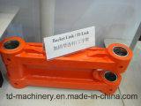 Ligação Digger Rod da cubeta das peças sobresselentes da máquina escavadora das peças sobresselentes da H-Ligação da ligação de Earthmove H da máquina escavadora