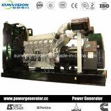 generador de 2000kVA Mitsubishi, generador eléctrico con el alternador de Stamford