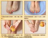 Afy 24k 금 발 Serub 안마 크림 200g는 죽은 피부세포 발 크림 희게하는 발 가면을 제거한다