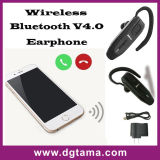 Cuffia avricolare senza fili di Bluetooth con l'amo incorporato dell'orecchio e del microfono