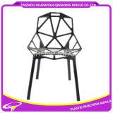 アームのない簡単な現代創造的な椅子のためのプラスチック注入型