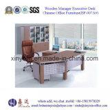 말레이지아 나무로 되는 가구 매니저 테이블 행정상 책상 (BF-005B#)