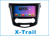 Android System Car DVD Player para Nissan X-Trail tela táctil de 10,2 polegadas com Bluetooth / TV / WiFi
