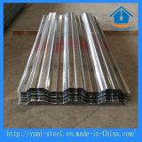 Strato galvanizzato di Decking del pavimento di Tpye aperto metallo