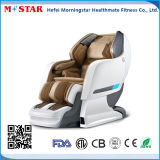 2016 silla del masaje de la gravedad cero de la alta calidad 3D