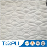 Algodón de la tela 40%Nylon el 60% del colchón al por mayor de Hangzhou que hace tictac