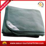 Llano del precio bajo usado para el coche, sueño, manta coralina del paño grueso y suave del acondicionador de aire