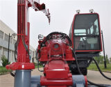 Aparejo direccional horizontal de la plataforma de perforación Rx77X400 Trenchless HDD con la torque máxima del eje de rotación de 4200nm