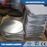 Fornecedores de alumínio com disco de alumínio/de alumínio do círculo