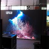 Напольный полный экран дисплея цвета P5.95 арендный СИД