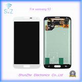 Экран касания LCD франтовского сотового телефона первоначально для галактики S5 Samsung (G9008V G9009D G900F/V iий)