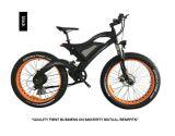 Vélo électrique de gros pneu de haute énergie avec des 7 vitesses extérieure Shimamo Derailleur