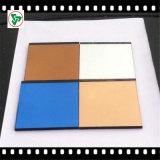 """L'alta qualità ha colorato lo specchio tinto decorazione domestica del vetro """"float"""" degli specchi"""
