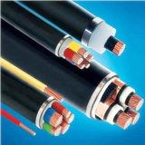 Fumée inférieure câbles blindés et Non-Blindés d'halogène nul