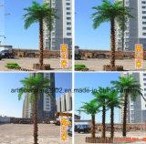 Пальмы кокоса напольного украшения сада искусственние