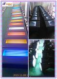 LED 6W luz del paso LED de colores para el interior y exterior Escaleras