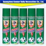 Aerosol eficaz Beta-Cypermethrin 400ml de Inaecticide del aerosol de los repulsivos del parásito