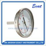 ステンレス鋼の温度の正確に測バイメタルの温度計温度計