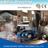 Granulatore di riciclaggio di plastica per la bottiglia dell'animale domestico