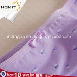 Modello Preteen della biancheria intima delle nuove di disegno di stampa ragazze all'ingrosso del cotone