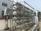 Sistema de la depuradora del uF de la ultrafiltración para el agua mineral de la montaña del resorte