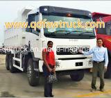 지금 기울기! HOWO 트럭 보다는 더 나은 25tons 덤프 트럭 성과