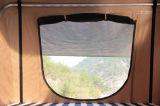 Zerreißen-Stoppen, Abenteuer-Auto-Dach-Oberseite-Zelt für Außenseite und Partei zu falten