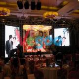Innenfarbenreiche druckgießenBildschirm-Tafel-China-Mietfabrik lED-P3