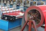 機械を形作る屋根の使用のタイルロール