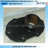 El CNC de la pieza del CNC de las piezas del CNC que trabaja a máquina que muele parte la válvula