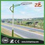 luz de calle solar integrada de 20W LED con el panel solar
