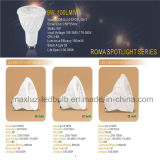 Glaze 5W 7W GU10 LED Spot Light pour Décoration